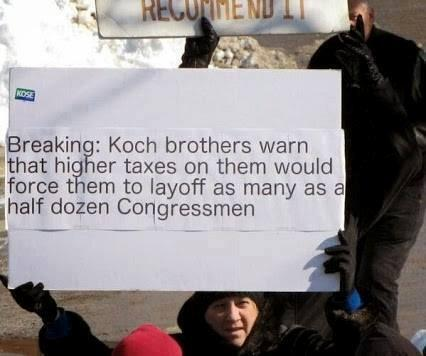 Koch layoffs