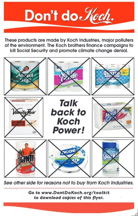 Don't do Koch