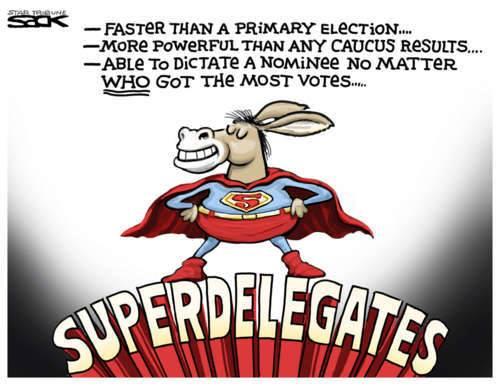 Superdelegates < RootsAction